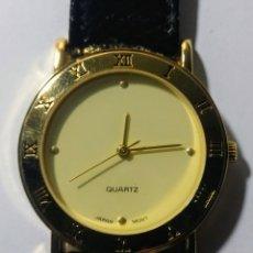 Relojes: RELOJ QUARTZ. JAPAN MOV'T. CORREA DE PIEL.. Lote 187543792