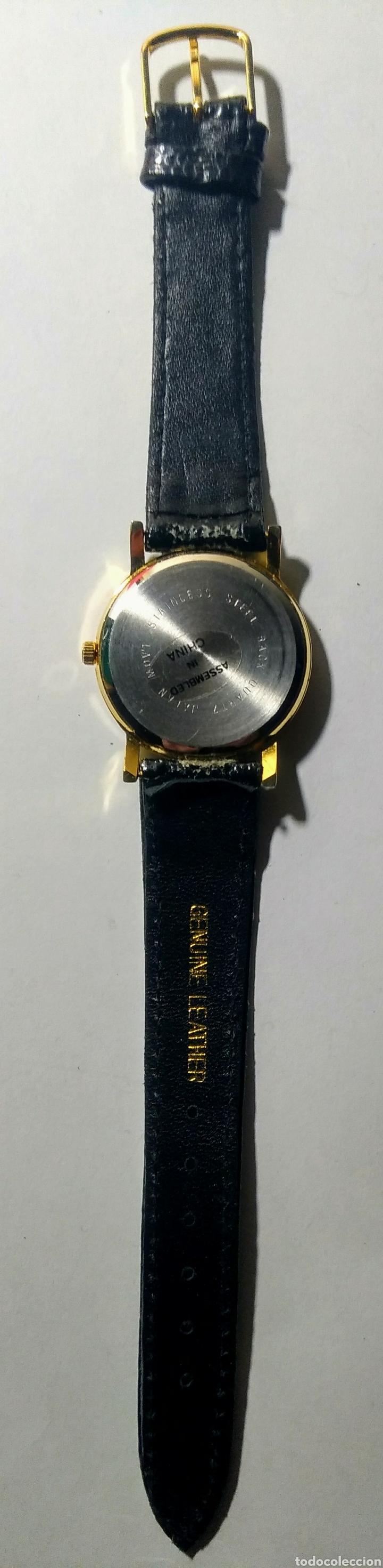 Relojes: Reloj Quartz. Japan Movt. Correa de piel. - Foto 3 - 187543792