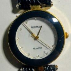 Relojes: RELOJ BLUMAR. QUARTZ. JAPAN MOV'T. ED. LA CAIXA.. Lote 187544775