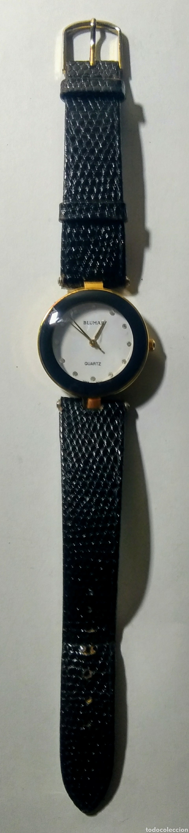 Relojes: Reloj Blumar. Quartz. Japan MovT. Ed. La Caixa. - Foto 2 - 187544775