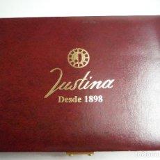 Relojes: CAJA ESTUCHE DE RELOJES JUSTINA . Lote 188423193