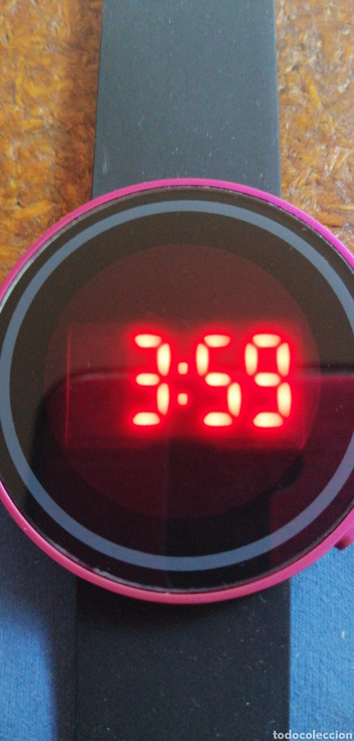 Relojes: RELOJ TÁCTIL DIGITAL NUEVO - Foto 3 - 188791326