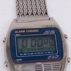 Relojes: RELOJ ALARM CHRONO VINTAJE. Lote 189110210
