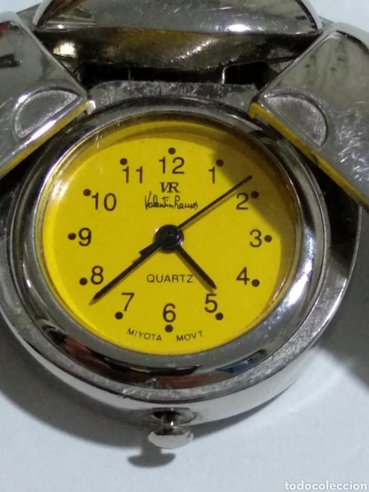 Relojes: RELOJ COLGANTE VALENTIN RAMOS FORMA MARIQUITA - Foto 3 - 189374693