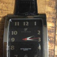 Relojes: STEVENSON - QUARTZ - RELOJ. Lote 189587817