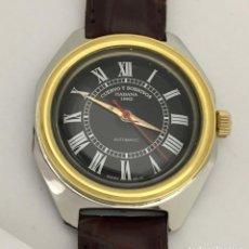 Relojes: CUERVO Y SOBRINOS AÑOS 50. Lote 189973865