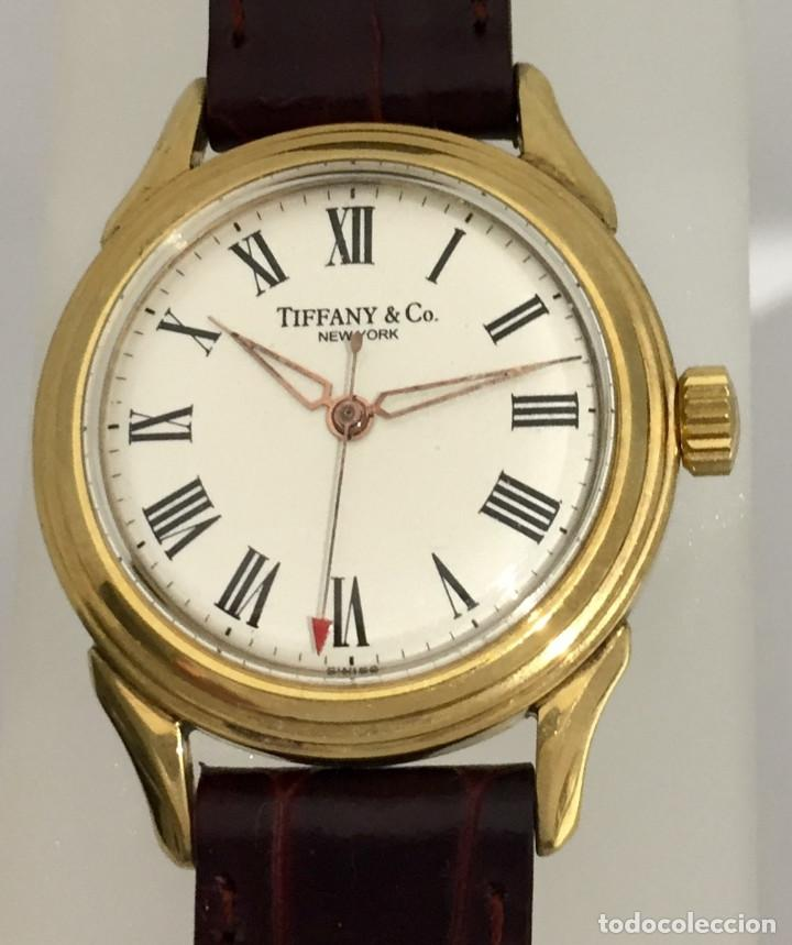 TIFFANY&CO PLAQUÈ ORO (Relojes - Relojes Actuales - Otros)