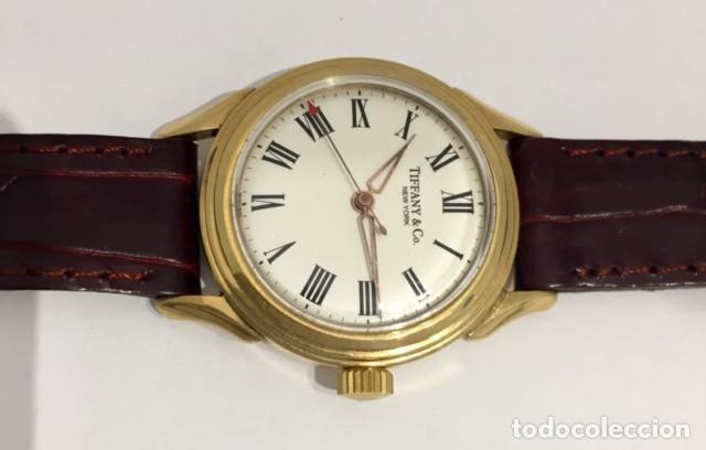 Relojes: TIFFANY&Co PLAQUÈ ORO - Foto 3 - 190043721