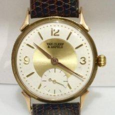 Relojes: VAN CLEEF&ARPELS ORO 18KTS.. Lote 190043907
