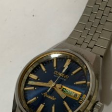 Relojes: RELOJ VINTAGE DUWARD AQUASTAR AUTOMATIC DAY DATE SWISS MADE. Lote 190082495