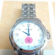 Relógios: BONITO RELOJ HILFIGER NUEVO A ESTRENAR STAINLESS STEEL WATER RESISTANT D STOCK DE RELOJERIA PVP 150€. Lote 190239123