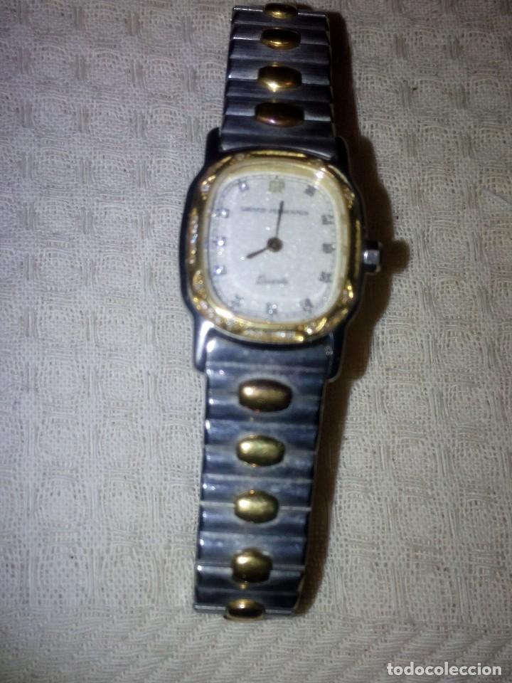 Relojes: Reloj de mujer con oro y diamantes Girard Perregaux HQ 385 - Foto 4 - 133778358