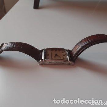 Relojes: reloj emporio armani modelo ar-0203 original - Foto 2 - 191324297