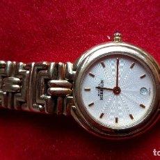 Relojes: RELOJ PULSERA SEÑORA MICHEL HERBELIN. Lote 191352730