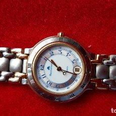 Relojes: MAURICE LACROIX RELOJ PULSERA SEÑORA. Lote 191356106