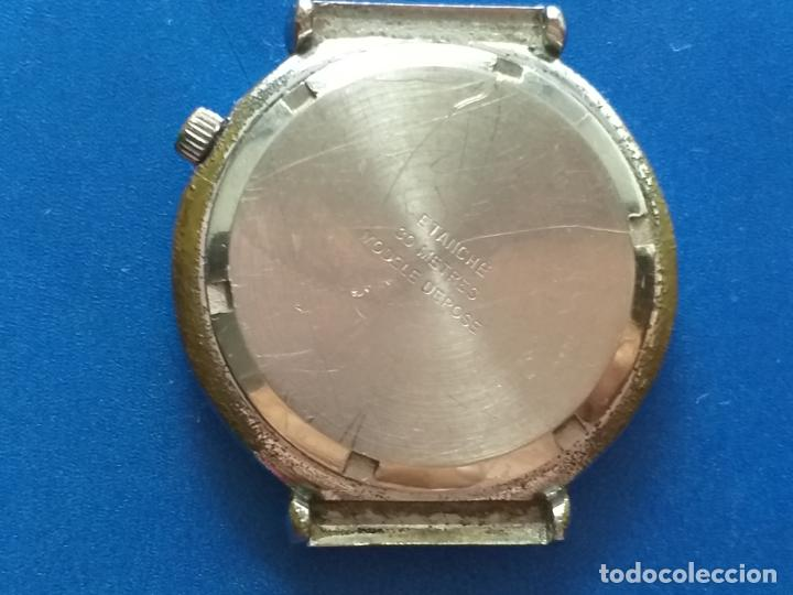 Relojes: Reloj antiguo Roya Super de Luxe. Ruby flex antimagnetic. Dwiss movm - Foto 4 - 191375922
