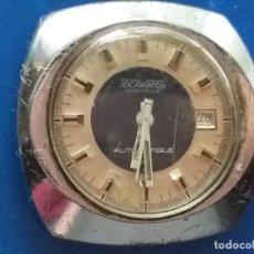 Relojes: RELOJ ANTIGUO JOCA WATCH. SNCRE 17 RUBIS. AUTOMATIQUE.. Lote 191429627