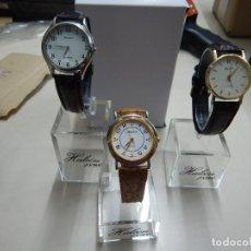 Relojes: LOTE DE 3 RELOJES.. Lote 191435138