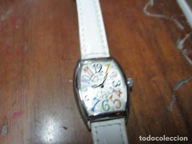 Relojes: RELOJ FRANCK MULLER GENEVE MAster casablanca funciona a pila edicion limitada - Foto 4 - 191553787