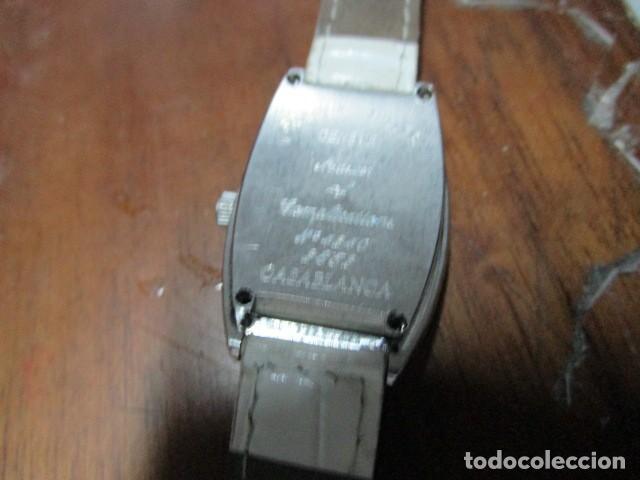 Relojes: RELOJ FRANCK MULLER GENEVE MAster casablanca funciona a pila edicion limitada - Foto 5 - 191553787