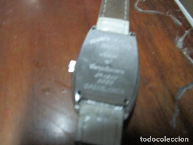 Relojes: RELOJ FRANCK MULLER GENEVE MAster casablanca funciona a pila edicion limitada - Foto 7 - 191553787