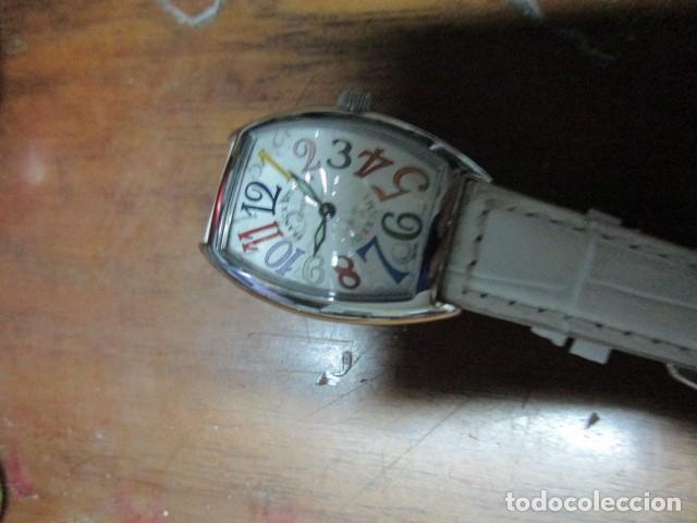 Relojes: RELOJ FRANCK MULLER GENEVE MAster casablanca funciona a pila edicion limitada - Foto 8 - 191553787