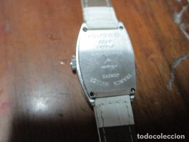 Relojes: RELOJ FRANCK MULLER GENEVE MAster casablanca funciona a pila edicion limitada - Foto 11 - 191553787
