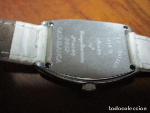 Relojes: RELOJ FRANCK MULLER GENEVE MAster casablanca funciona a pila edicion limitada - Foto 14 - 191553787
