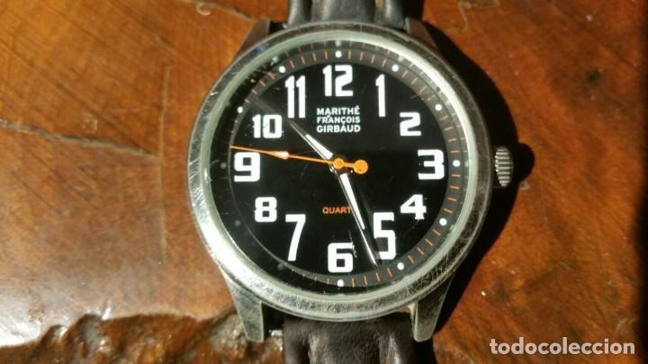 RELOJ DE PULSERA MARITHÉ FRANCOIS GIRBAUD SOLO 1000 UNIDADES - FUNCIONANDO (Relojes - Relojes Actuales - Otros)