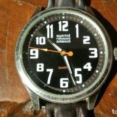 Relojes: RELOJ DE PULSERA MARITHÉ FRANCOIS GIRBAUD SOLO 1000 UNIDADES - FUNCIONANDO. Lote 191575167