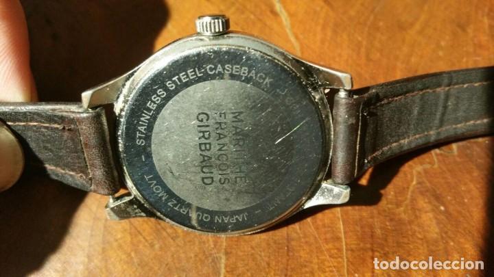 Relojes: RELOJ DE PULSERA MARITHÉ FRANCOIS GIRBAUD SOLO 1000 UNIDADES - FUNCIONANDO - Foto 5 - 191575167