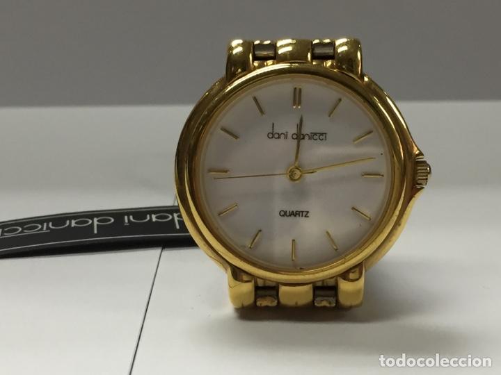 Relojes: Reloj DANI DANICCI chapado de oro - Foto 2 - 191777051
