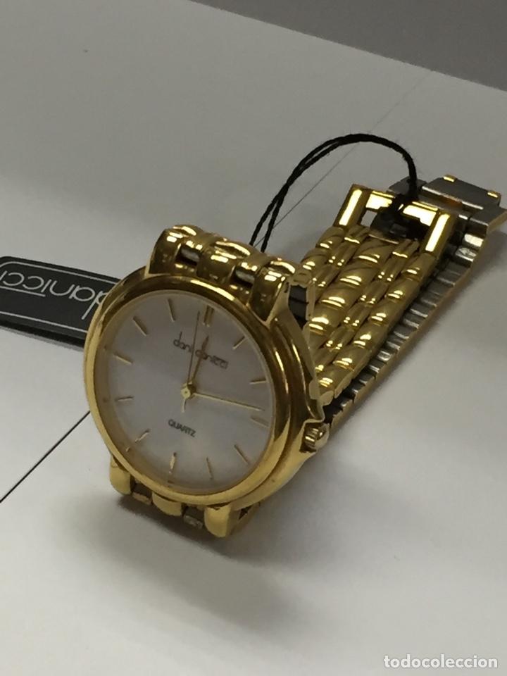 Relojes: Reloj DANI DANICCI chapado de oro - Foto 3 - 191777051