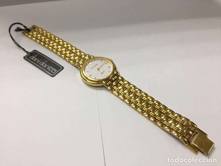 Relojes: Reloj DANI DANICCI chapado de oro - Foto 6 - 191777051