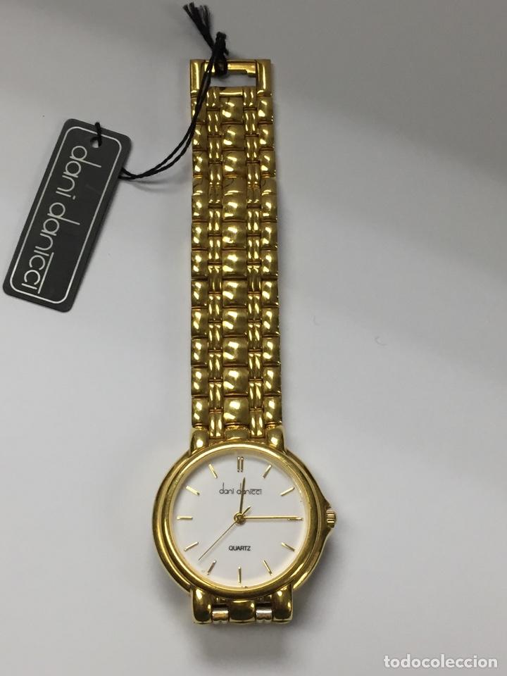 Relojes: Reloj DANI DANICCI chapado de oro - Foto 7 - 191777051