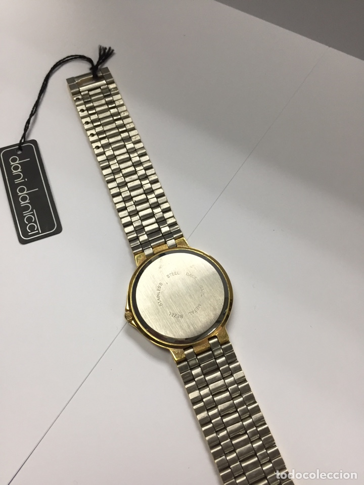 Relojes: Reloj DANI DANICCI chapado de oro - Foto 8 - 191777051