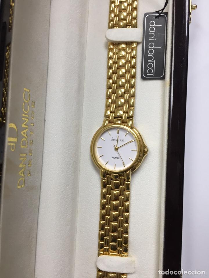 Relojes: Reloj DANI DANICCI chapado de oro - Foto 11 - 191777051