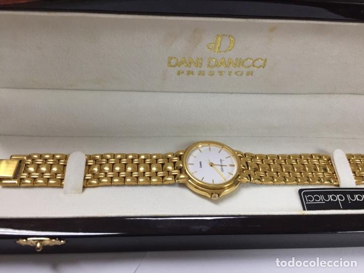 Relojes: Reloj DANI DANICCI chapado de oro - Foto 12 - 191777051
