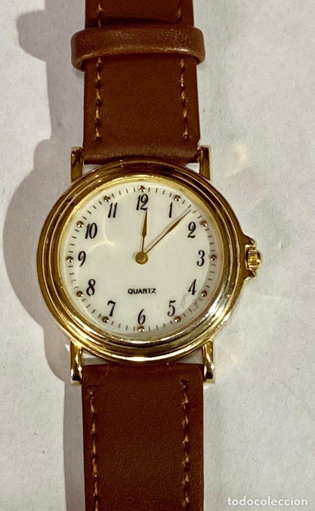 RELOJ QUARTZ MECANISMO FE . 34,4 M/M. C/C. (Relojes - Relojes Actuales - Otros)