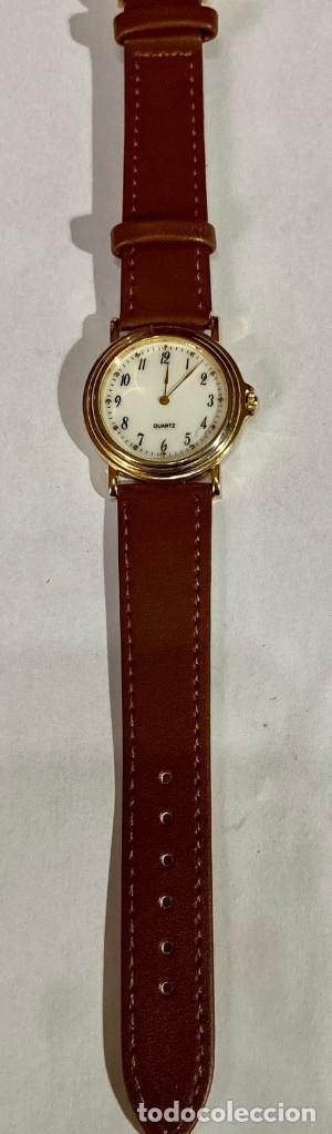 Relojes: RELOJ QUARTZ MECANISMO FE . 34,4 M/M. C/C. - Foto 2 - 191777842