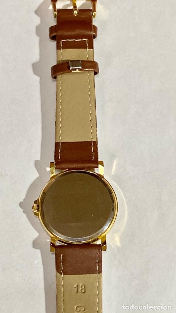 Relojes: RELOJ QUARTZ MECANISMO FE . 34,4 M/M. C/C. - Foto 6 - 191777842