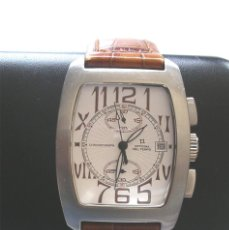 Relojes: RELOJ OFFICINA DEL TEMPO, CALENDARIO, COMO NUEVO FUNCIONA. MED. 3,40 CM SIN CONTAR CORONA. Lote 191913216