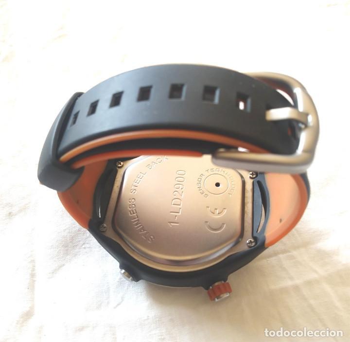 Relojes: Reloj Digital Crivit 1 LD2900 de Acero con Brujula, Altímetro, funciona - Foto 4 - 191913586