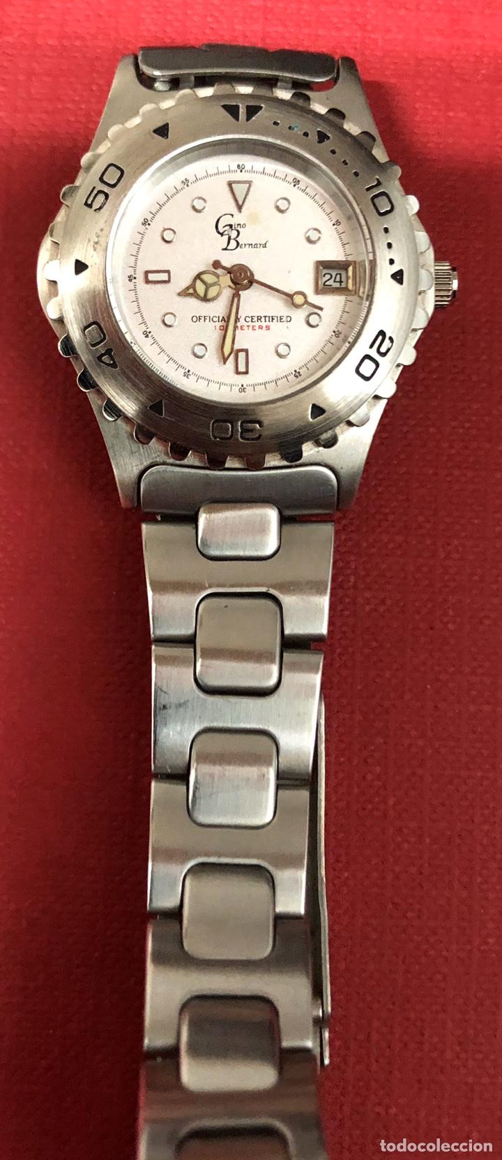 Relojes: Bonito reloj de señora, de cuarzo Gino Bernard. - Foto 2 - 191927088