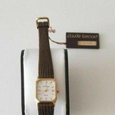 Relojes: JJ- ANTIGUO RELOJ CLAUDE BERNARD AÑOS 70-80 NUEVO ANTIGUO STOCK N14. Lote 192245730