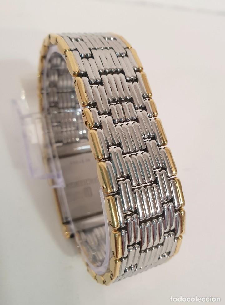 Relojes: RELOJ BOUCHERON REFLET - ORO Y ACERO - CIERRE INVISIBLE. - Foto 2 - 192442270