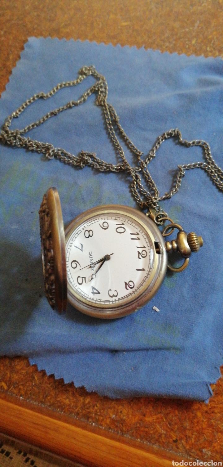 RELOJ DE BOLSILLO CON CADENA QUARTZ (Relojes - Relojes Actuales - Otros)
