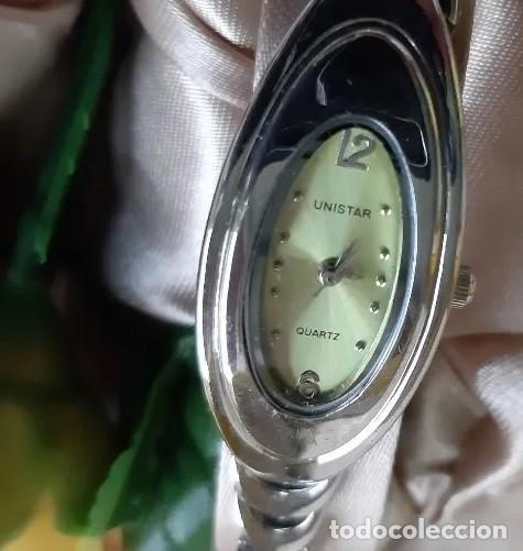 Relojes: Reloj de lujo Unistar en estuche de regalo, versión ovalada. A ESTRENAR. INN - Foto 2 - 192590551