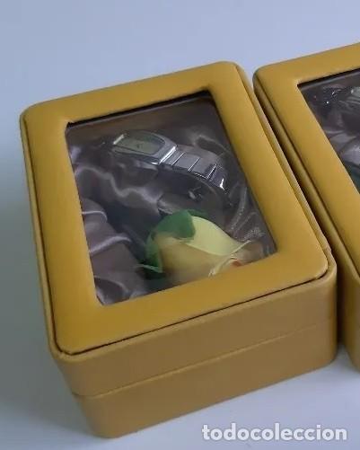 Relojes: Reloj de lujo Unistar para damas, en estuche de regalo, caja rectangular. A ESTRENAR - Foto 6 - 192590755