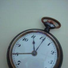 Relojes: RELOJ DESPERTADOR DE BOLSILLO. Lote 192603938